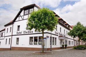 """Hotel & Restaurant """"Weißes Roß"""""""